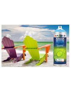 Toy standard green aerosol paint