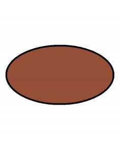 Peinture aérosol marron au norme jouet
