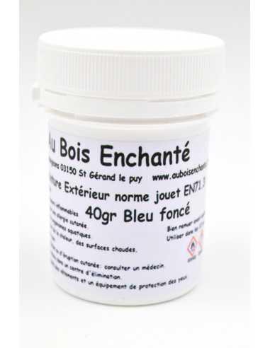 40g outdoor paint standard toy EN71.3 Dark blue