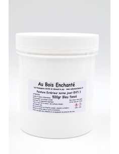 500g outdoor paint standard toy EN71.3 Dark blue