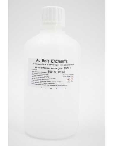 500ml standard satin varnish enasy en71.3