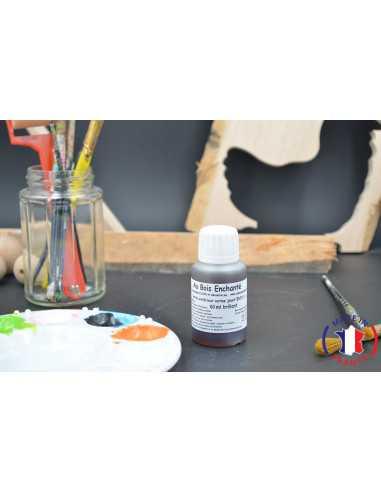 Vernis brillant extérieur 60ml norme jouet EN71.3