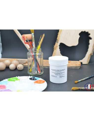 Apprêt blanc 250 gr norme jouet pour bois