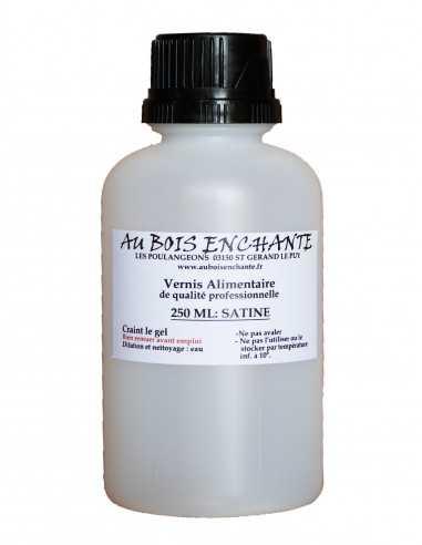 food varnish - 250 ml bottle
