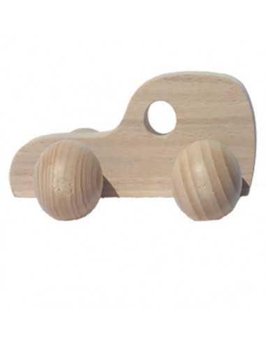 jouet en bois - voiture