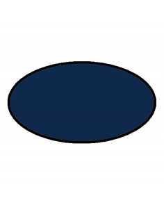 Dark blue aerosol paint to toy standard