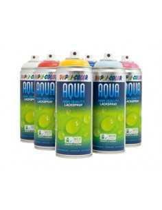 Dark green aerosol paint to toy standard