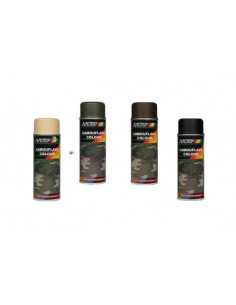 Spray brown camouflage paint (ral 8027)