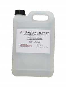 Vernis alimentaire 5L